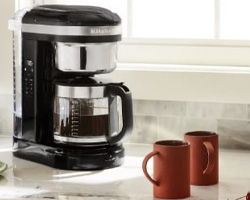 Cafetiere filtre 5kcm1209 kitchenaid design