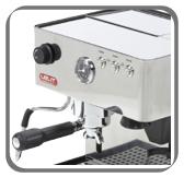 Qualité matériaux inox machine expresso lelit