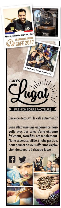 Café blend noel Cafés Lugat