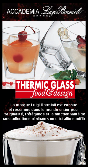 Thermic glass accademia Luigi Bormioli