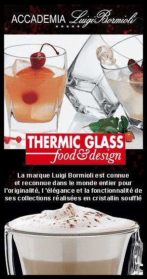 Thermic glass accademia Luigi Bormioli