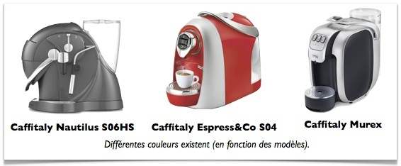 machine ÃÆ'  capsules caffitaly