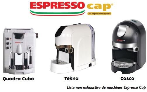 machines espresso cap