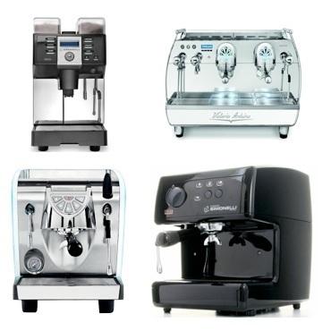 machines espresso nuova simonelli