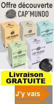 Capsules compatibles Nespresso CapMundo