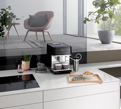 miele cm6350 noire 1kg caf et cadeaux. Black Bedroom Furniture Sets. Home Design Ideas