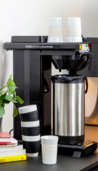 Cafetière filtre Moccamaster Thermoking Maxicoffee