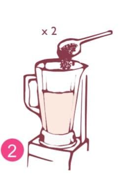 Milk Shake Yaourt 850g Monbana