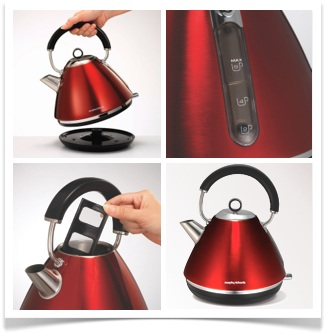 bouilloire morphy richards accent refresh
