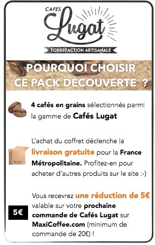 café en grains pour machine expresso automatique ou manuelle