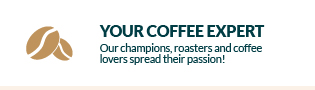 MaxiCoffee - Your online coffee expert