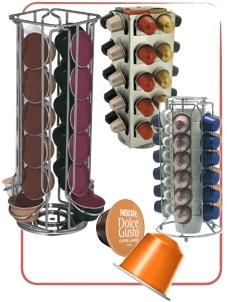 Porte capsules