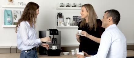 solution café pour bureaux et entreprises