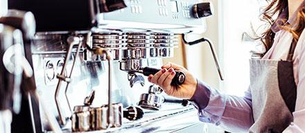 solution café pour restauration et hôtellerie