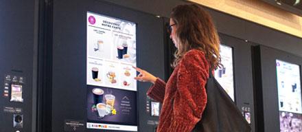 solution café pour site public