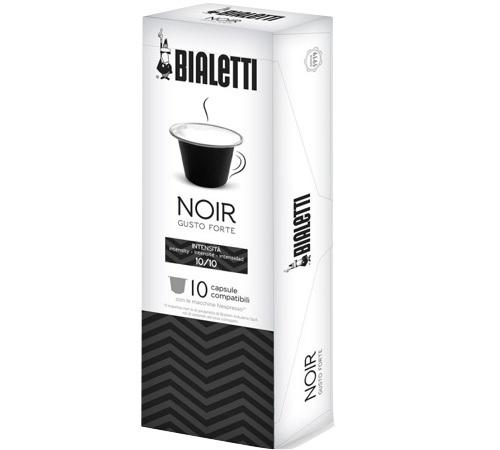 10 capsules compatibles nespresso forte bialetti. Black Bedroom Furniture Sets. Home Design Ideas
