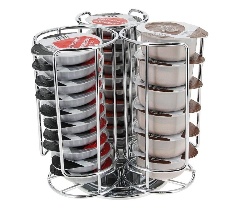 Bosch Porte Capsules Distributeur Rotatif Pour 30 T Disc Tassimo
