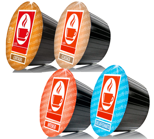 80 capsules dolce gusto compatibles. Black Bedroom Furniture Sets. Home Design Ideas