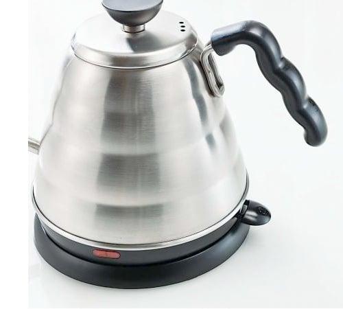 Bouilloire lectrique hario kettle inox 80cl - Bouilloire inox non electrique ...