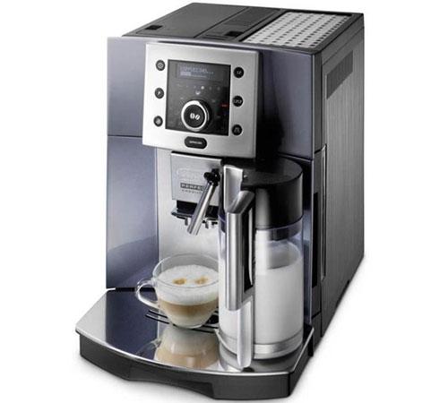 Machine caf automatique grains delonghi esam 5500 m - Machine a cafe delonghi a grain ...