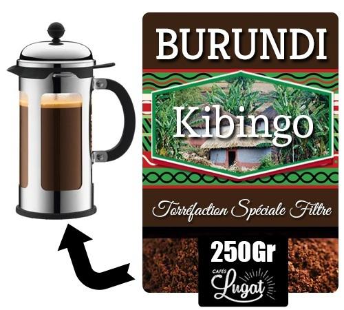 caf moulu pour cafeti re piston burundi kibingo. Black Bedroom Furniture Sets. Home Design Ideas