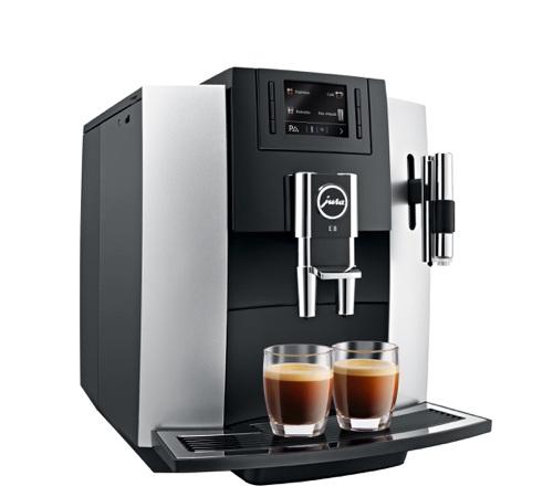 jura e8 platine machine caf expresso smartconnect inclus. Black Bedroom Furniture Sets. Home Design Ideas