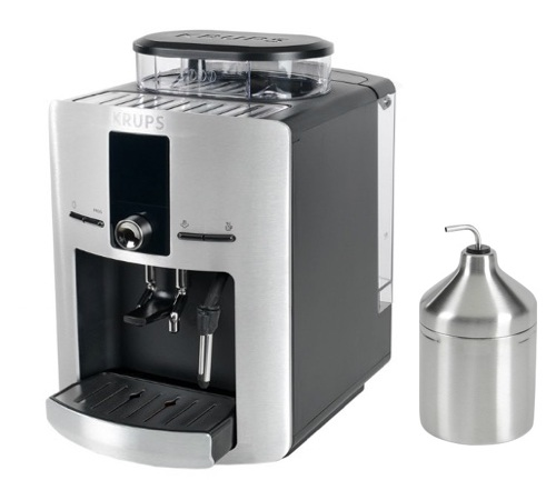 avis machine a cafe automatique krups. Black Bedroom Furniture Sets. Home Design Ideas