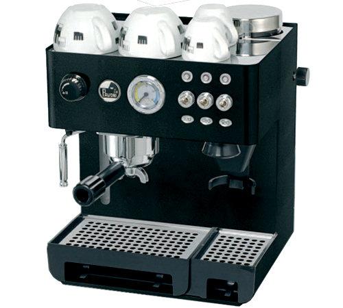 machine espresso semi professionnelle noire la pavoni domus bar dmn. Black Bedroom Furniture Sets. Home Design Ideas