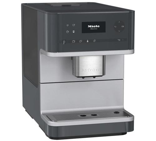 miele cm 6110 grise maxipack machine automatique. Black Bedroom Furniture Sets. Home Design Ideas