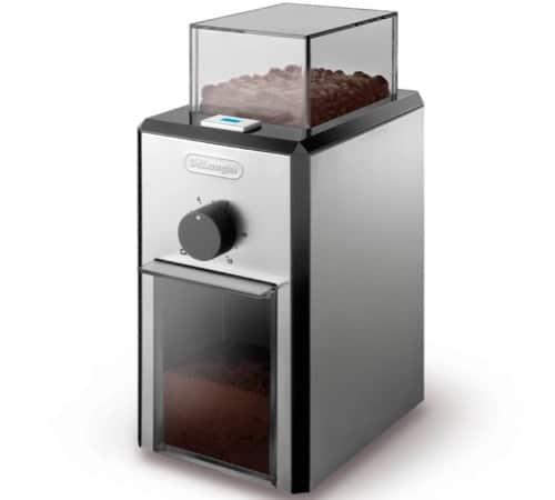 moulin caf delonghi k89 compact et r glable. Black Bedroom Furniture Sets. Home Design Ideas