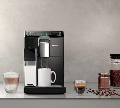 Machine A Cafe Automatique Carafe Lait