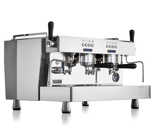machine professionnelle rocket espresso r9 2 groupes. Black Bedroom Furniture Sets. Home Design Ideas