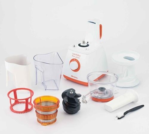 Vitesse Slow Juicer Review : Extracteur de jus Ariete Centrika Slow Juicer