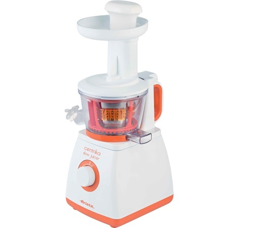 Extracteur De Jus Slow Juicer Essence : Extracteur de jus Ariete Centrika Slow Juicer