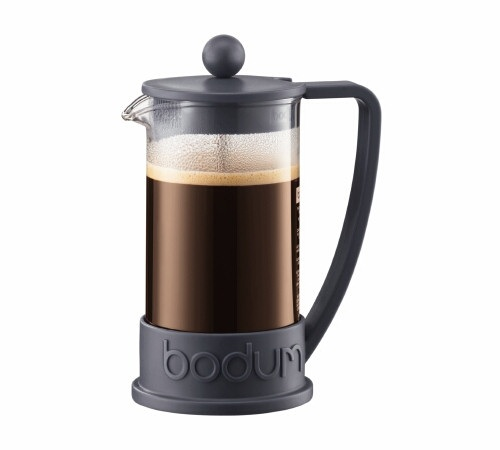 Cafeti re piston brazil bodum gris fonc 3 tasses 35cl - Cafetiere a piston avis ...
