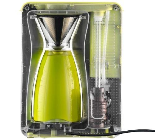 cafeti re filtre isotherme bodum bistro b over verte moulin. Black Bedroom Furniture Sets. Home Design Ideas