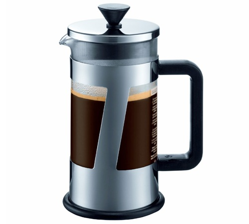 Cafeti re piston crema inox 3 tasses bodum - Utilisation cafetiere a piston ...
