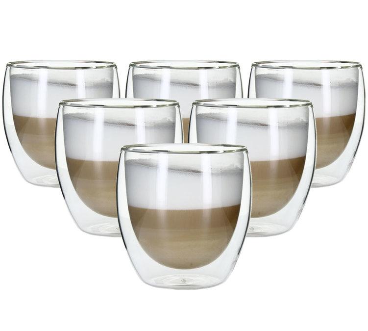 6 verres caf bodum pavina 25cl. Black Bedroom Furniture Sets. Home Design Ideas