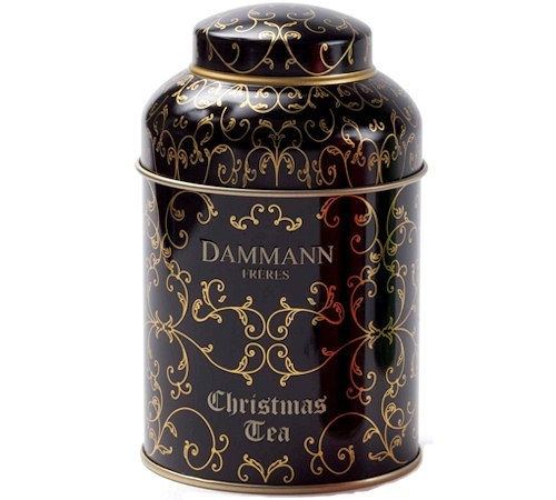 th blanc de no l aromatis christmas tea 50 gr dammann. Black Bedroom Furniture Sets. Home Design Ideas