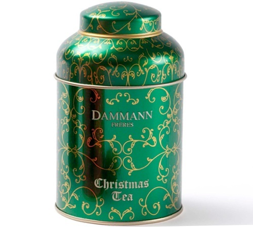 th vert de no l aromatis christmas tea 100 gr dammann. Black Bedroom Furniture Sets. Home Design Ideas