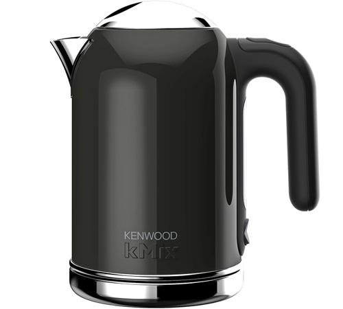 bouilloire lectrique kenwood kmix sjm020bk noire 1l. Black Bedroom Furniture Sets. Home Design Ideas