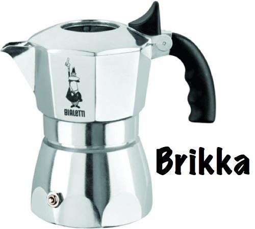 Cafeti re italienne bialetti brikka elite 2 tasses - Cafetiere qui moud le grain ...