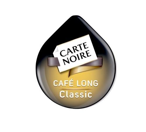 Intensite Cafe Carte Noire Tassimo