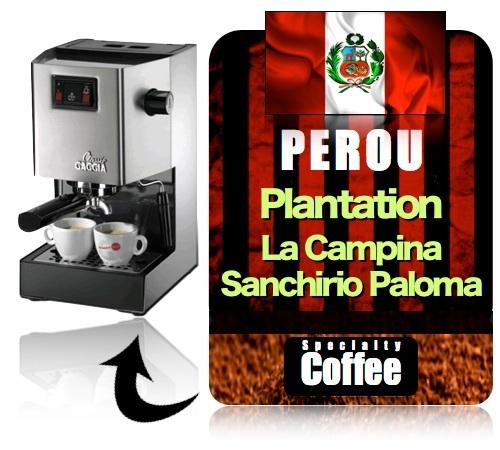 Caf moulu pour machine expresso plantation la campina - Machine a cafe moulu ...