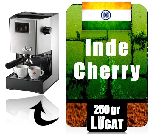 caf moulu pour machine expresso inde cherry. Black Bedroom Furniture Sets. Home Design Ideas