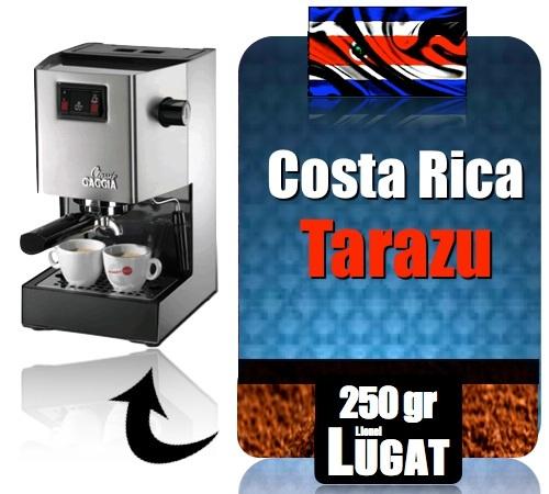 caf moulu pour machine expresso tarazu du costa rica. Black Bedroom Furniture Sets. Home Design Ideas
