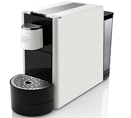 machine capsules ventura blanche by caf s richard. Black Bedroom Furniture Sets. Home Design Ideas