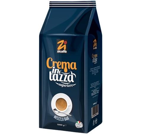 1kg Crema in Tazza Superior coffee beans - Zicaffè