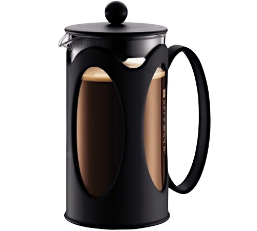 Cafeti re piston kenya 1 l bodum - Cafetiere a piston avis ...
