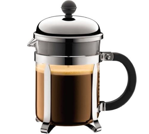 Cafeti re piston bodum chambord 50 cl - Cafetiere a piston avis ...